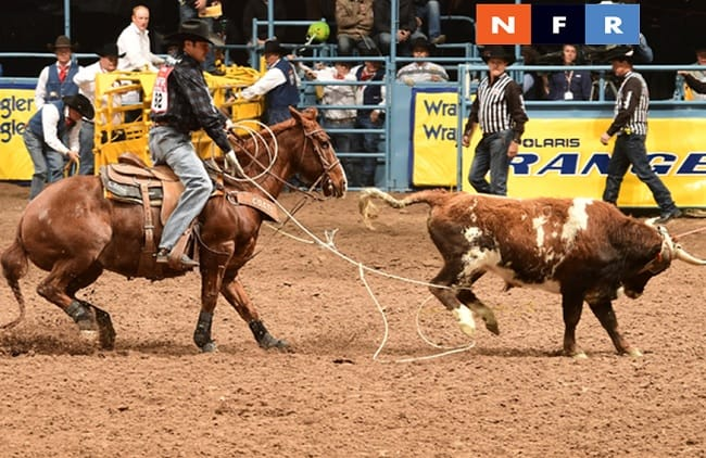 NFR Team Roping